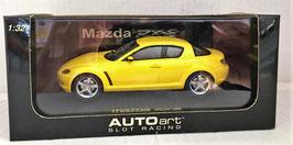 Mazda RX-8 ( Lighting Yelou ) Slotcar- Lamps