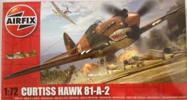 CURTISS  HAWK  81 - A - 2  (airfix)