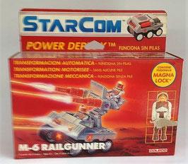 StarCom  M-6 Railgunner