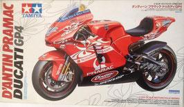 Maquetra de moto D-ANTIN  PRAMAC  DUCATI  GP4