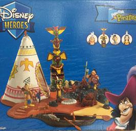 Campamento Indio de Piter Pan  Disney