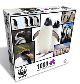 Puzzle W.W.F. Pingüinos B P