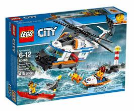 Helicóptero de Rescate (Lego City)