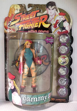 Street Fighter  (  Cammy  )