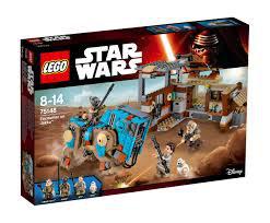Encuentro con Jakku ( Lego Starwars )