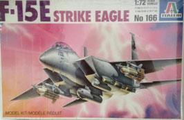 F - 15E  STRIKE  EAGLE  (italeri)