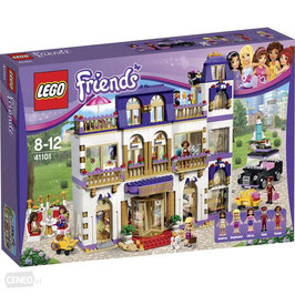Gran hotel Heartlake (lego Friends )