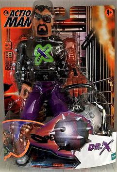 Action Man Dz. X