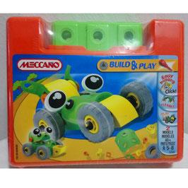 Meccano Buid & Play (verde)