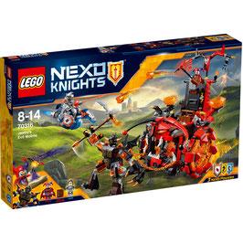 Vehículo Malvado (Lego Nexo Knights)