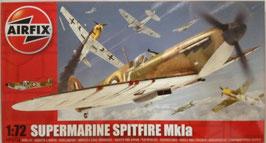 SUPERMARINE  SPITFIRE  MKIa  (airfix)
