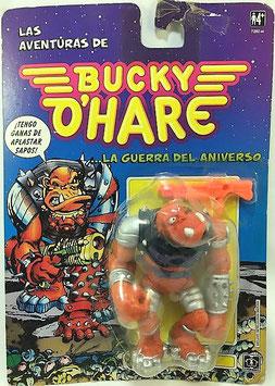 BUCKY O'HARE (Babuino)