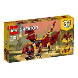 Criaturas Misticas (Lego Creator)