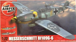 MESSERSCHMITT  bf109g-6  (airfix)