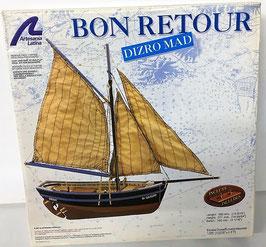 Bon Retour (Barco de Madera de Artesania Latina)