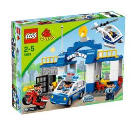 Comisaria de policía (Lego Duplo)