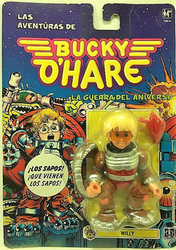 BUCKY O'HARE (Willy)