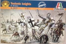 TEUTONIC  KNIGHTS  XII -  XIII Century (italeri)