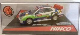 Subaru WRC  Costa Dourada