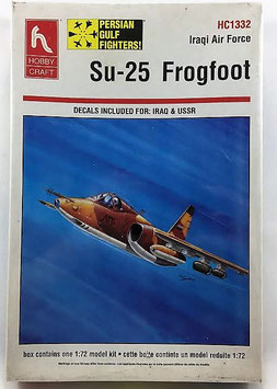 SU-25  FROGFOOT   (hobby-craft)