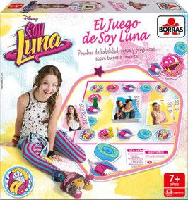 EL JUEGO DE SOY LUNA  |  borras
