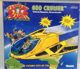 Capitan Planet  ( Geo Cruiser ) KENNER