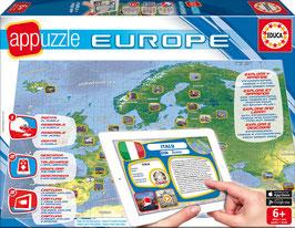 APP-puzzle Europa | EDUCA