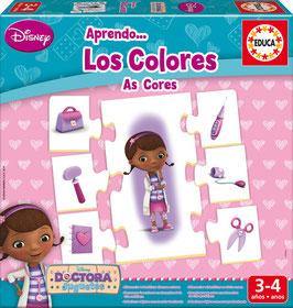 Los Colores de la Doctora Juguete | EDUCA
