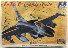 F-16 C  (italeri)
