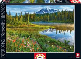 Puzzle Monte Rainier EEUU | Educa