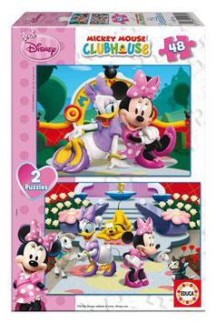 Puzzle Mickey Mouse Clubhouse  | EDUCA