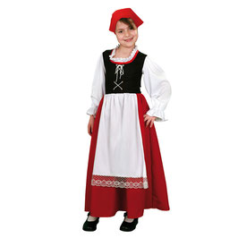 disfraz de pastora