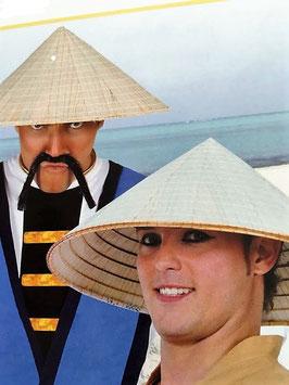 Sombrero Vietnamita paja (guirca)