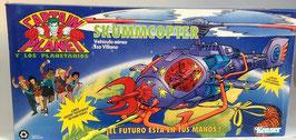 Capitan Planet ( Skummcopter ) KENNER