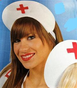 Tocado Enfermera Fieltro (guirca)