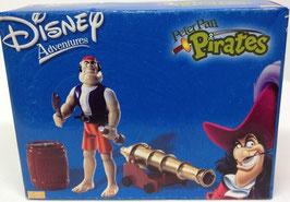 Pirata con cañon ( Pirates) Disney Aveturas