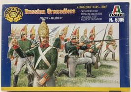 RUSSIAN  GRENADIERS  (italeri)