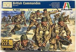 BRITISH  COMMANDOS  (italeri)
