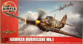 HAWKER  HURRICANE  MK.I  (airfix)