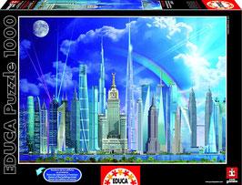 Puzzle Educa (Grandes Edificios)