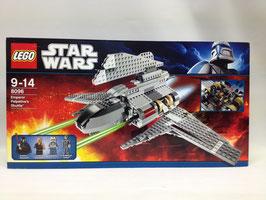Emperador Palpatine's Shuttle ( Lego Starwars )