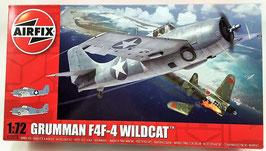GRUMMAN F4F-4 WILDCAT  (airfix)