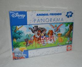 ANIMAL FRIENDS PANORAMA DISNEY | EDUCA