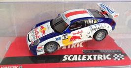 """Scalextric Porsche 911 GT3  """" Loeb """""""