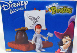 Pirata con Balsa(Pirates) Disney Aventuras