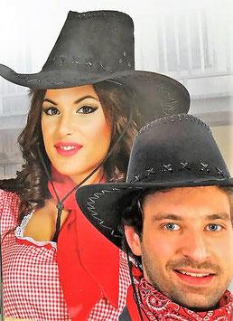 Sombrero Vaquero Negro (guirca)