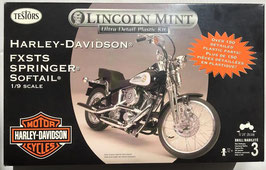 Maqueta Harley-Davidson Springer Softail (Italeri)