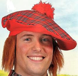 sombrero Escocés con pelo (guirca)
