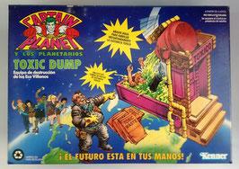 Capitan Planet ( Toxic Dump )  KENNER