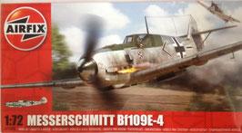 MESSERSCHMITT  BF109E-4  (airfix)